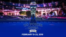 US Poker Open 2019: Short Deck Action & 0K Main Event
