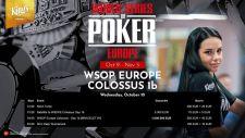 WSOPE Event #1: Das € 1.000.000 GTD Colossus zum Auftakt
