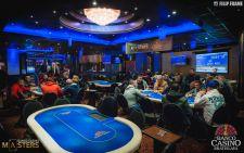 Start der Banco Casino Mini Masters