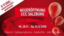 Neueröffnung des CCC Salzburg