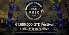 Die große partypoker Grand Prix Gala im King's