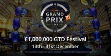 Online-Start der partypoker Grand Prix Gala
