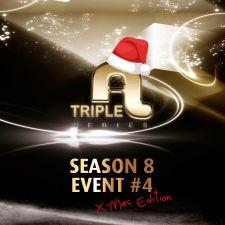 Erfolgreicher Start in die Triple A Series X-Mas Edition
