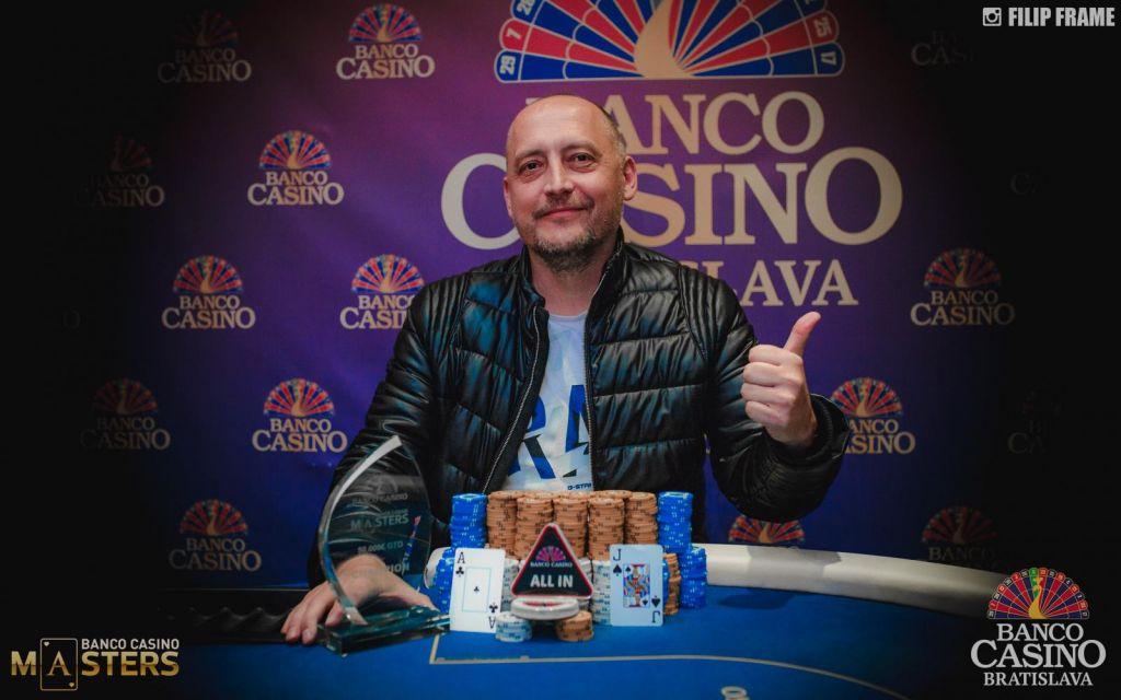 Vladimir Valent gewinnt die Banco Casino Mini Masters