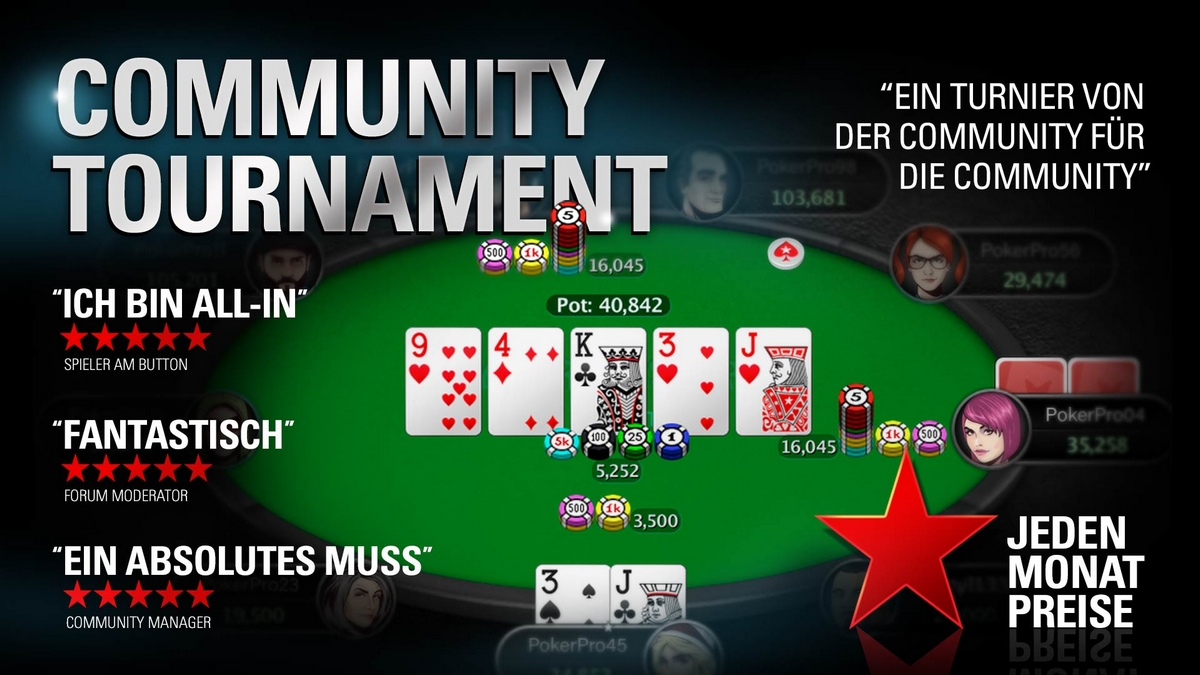 Pokerstars Freeroll Turniere