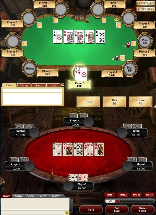 Online poker pokerstars aurora gelauncht pokerfirma for Pokerstars tisch design
