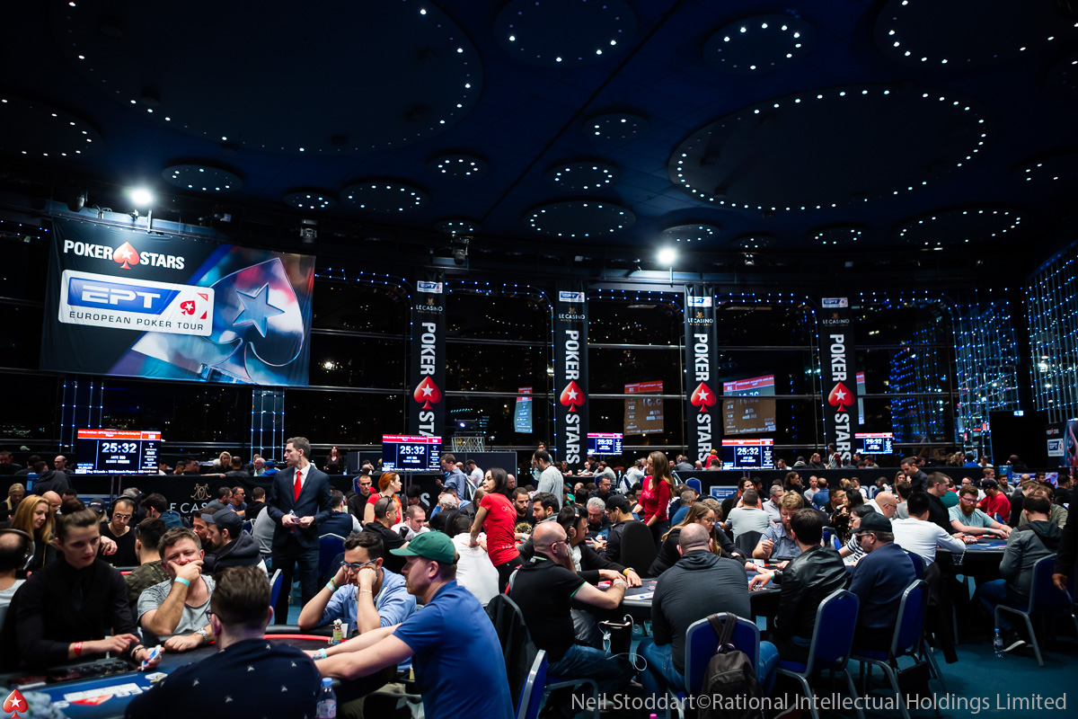 Live Poker | 5k Main Event Tag 1B @ PokerStars EPT Barcelona