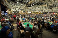 BIG 500 Tournament Area