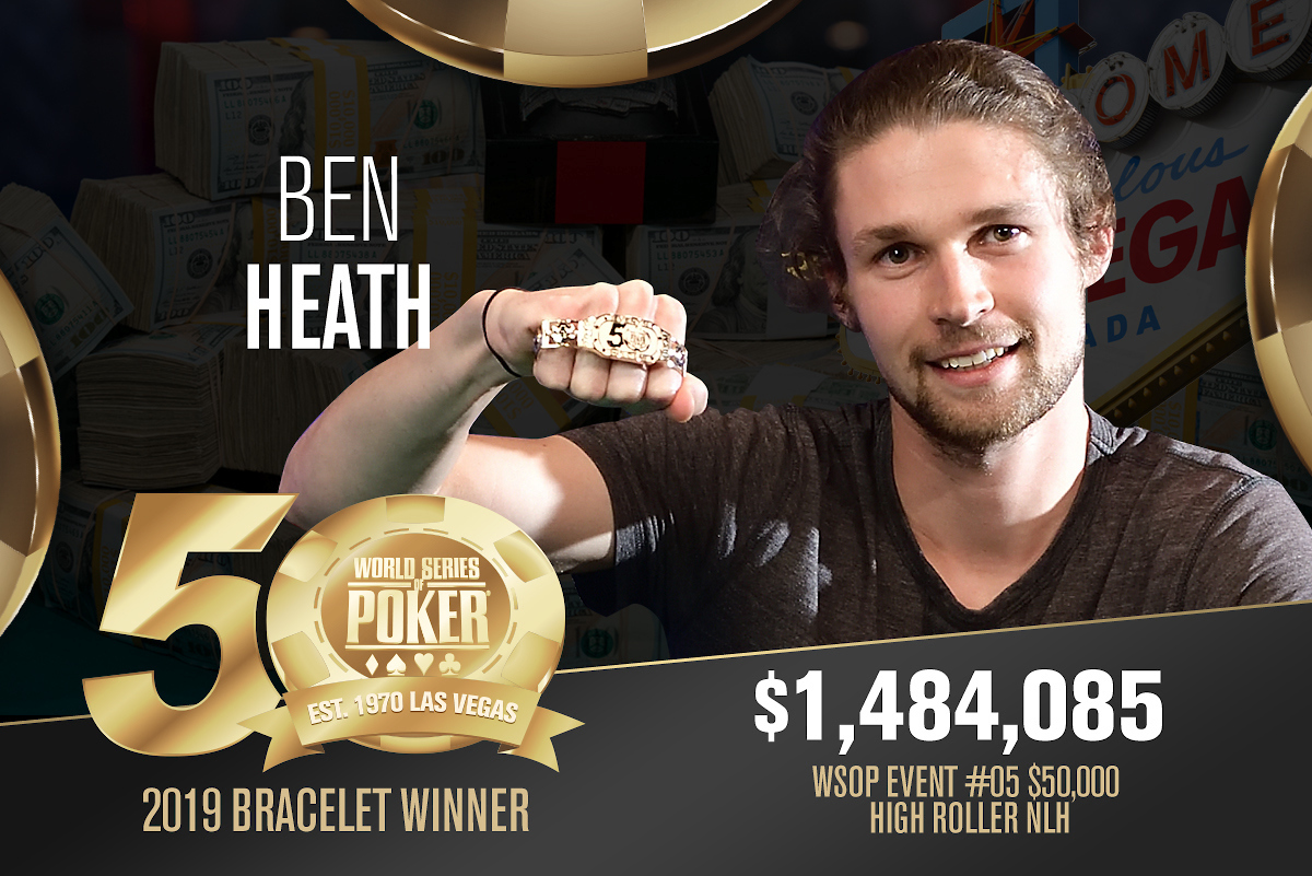Ben Heath Poker