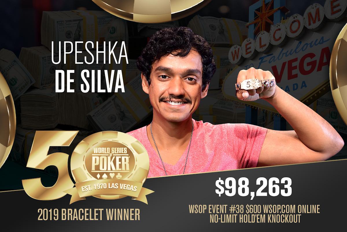 Upeshka De Silva