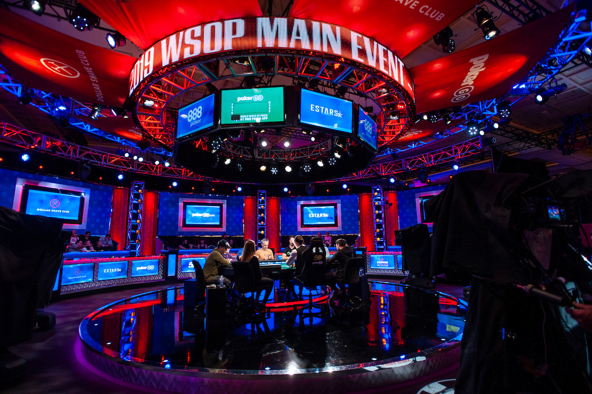 Wsop 2019 10 000 Main Event Chip Counts 1c Pokerfirma
