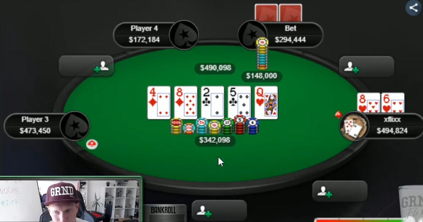 Poker Stars Online Casino Video Poker