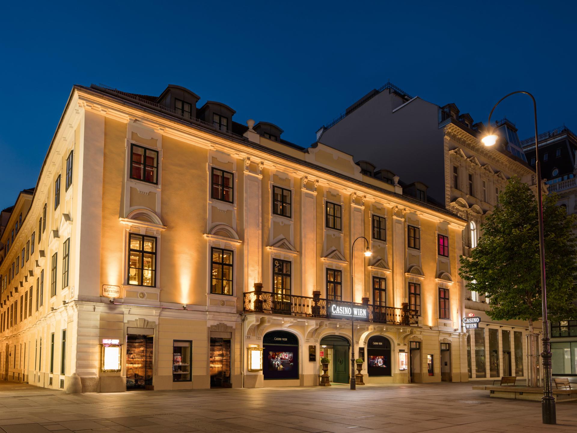 Wien Casino Poker