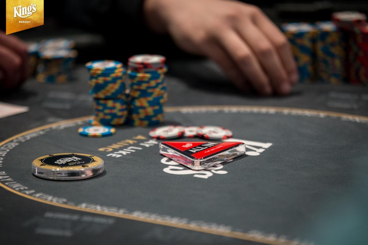 Poker supplies