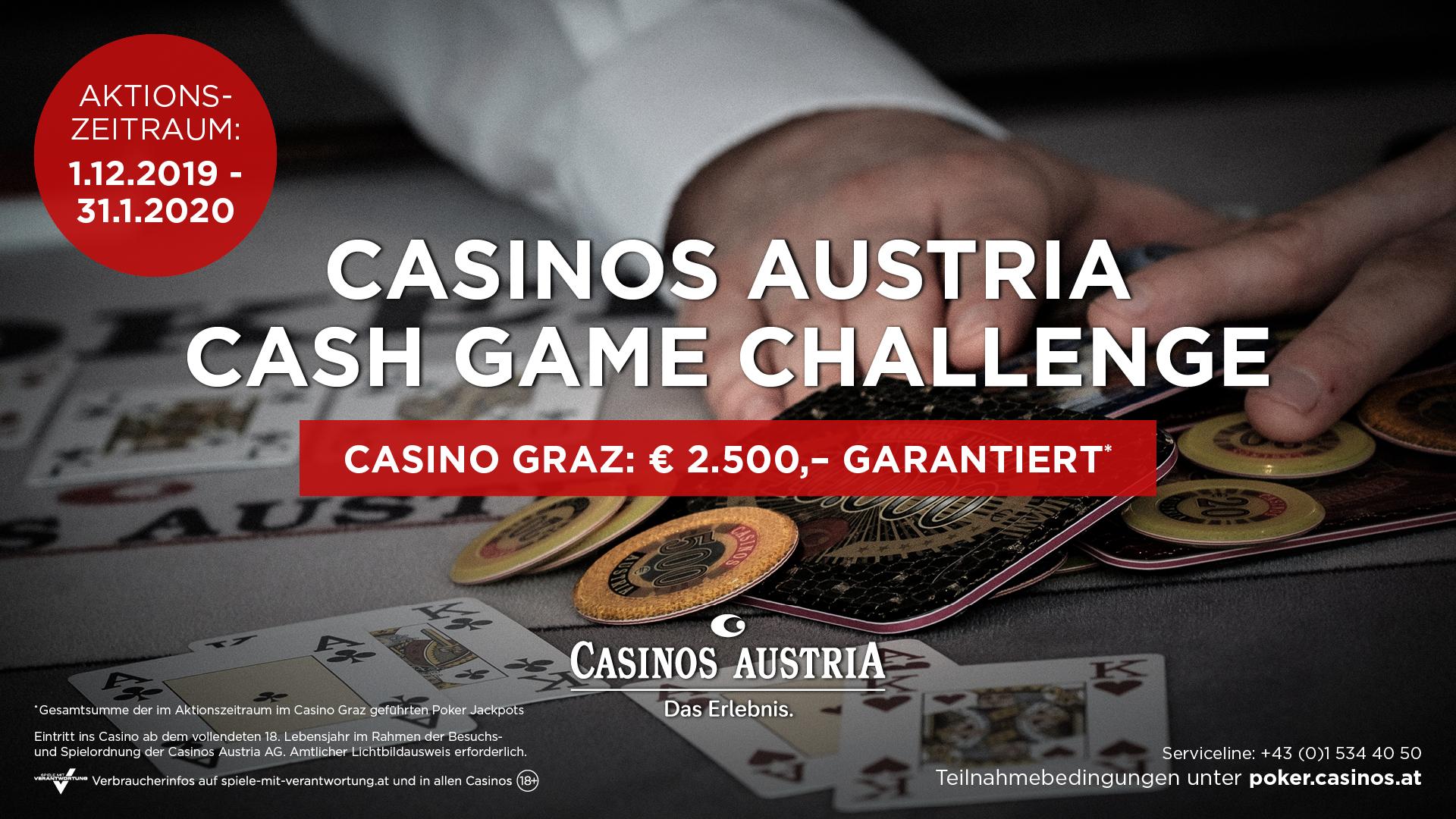 Casinos Austria Poker Rangliste