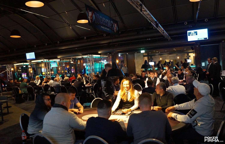 Live Poker | Nordic Poker Festival Warm-up Tag 1A @ Casino Schenefeld - PokerFirma - Die ganze Welt ist Poker