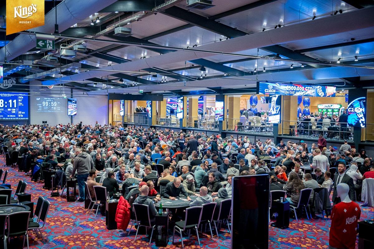 King S Der Grosse Ansturm Bei Den Czech Poker Masters