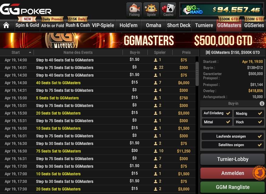 raging bull germany casino account