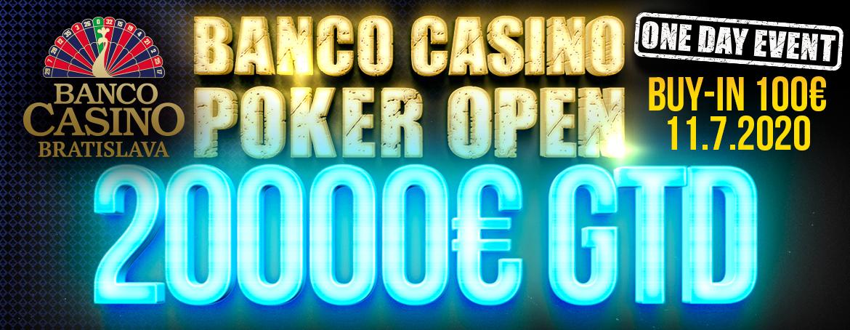 Banco casino poker casinos y tragamonedas definicion