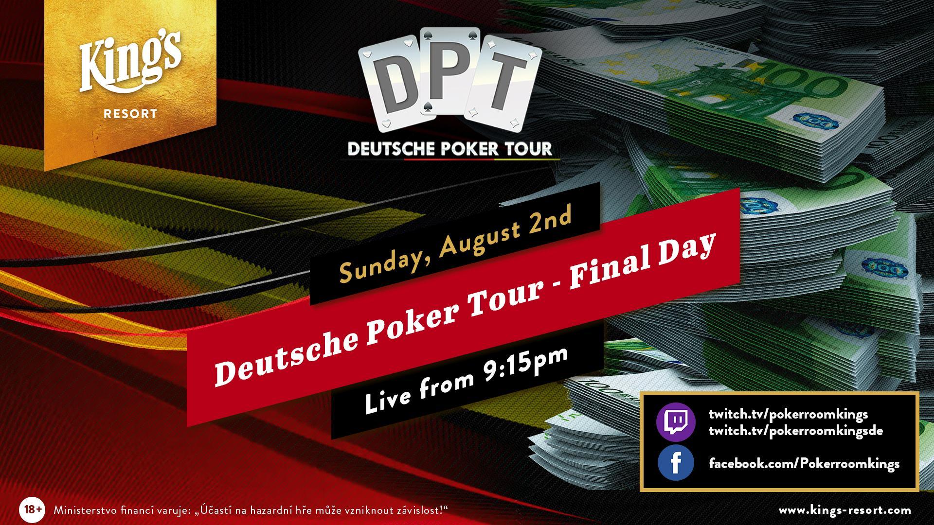 Kings Poker News