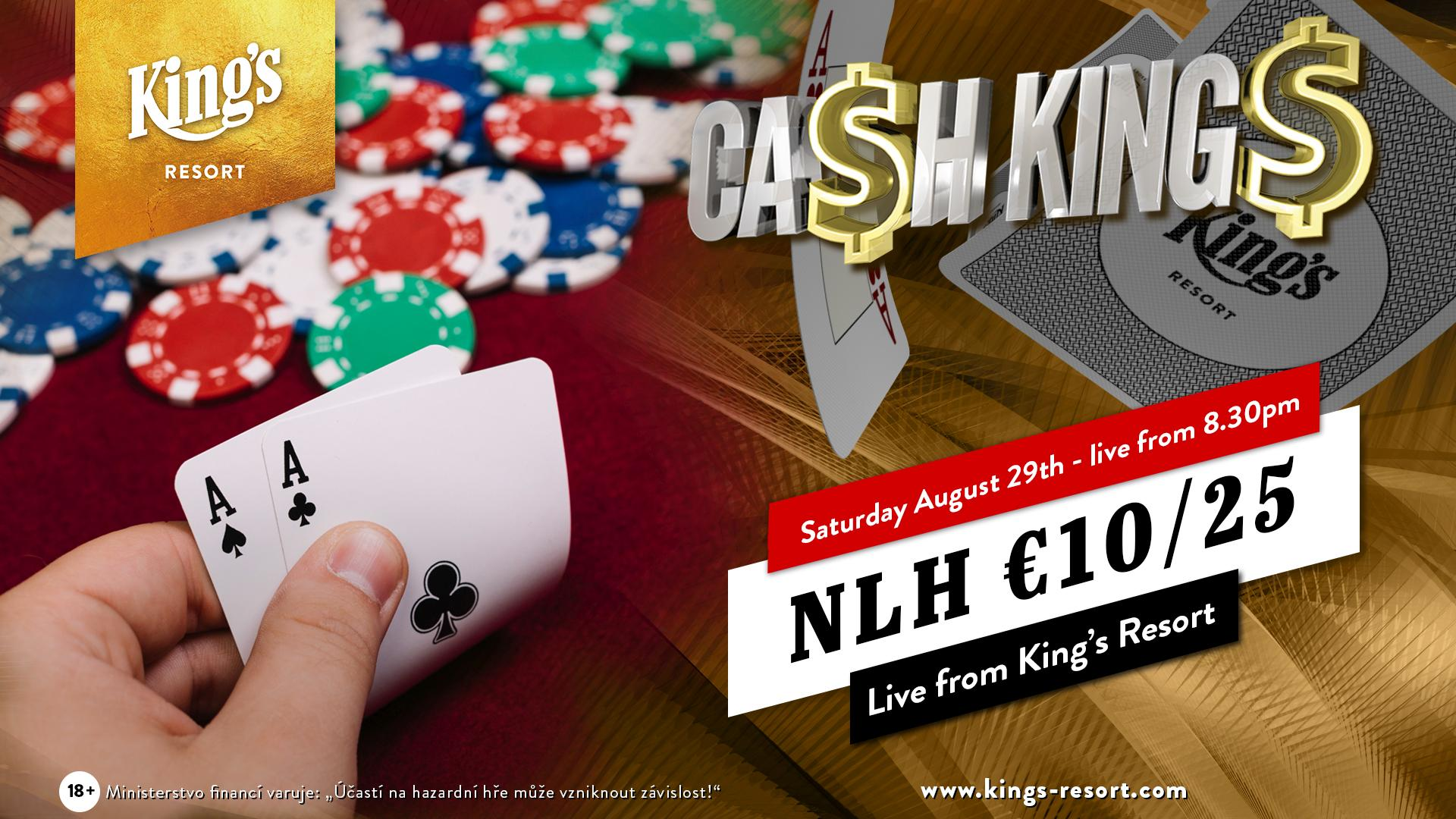 Livestream Kings Casino