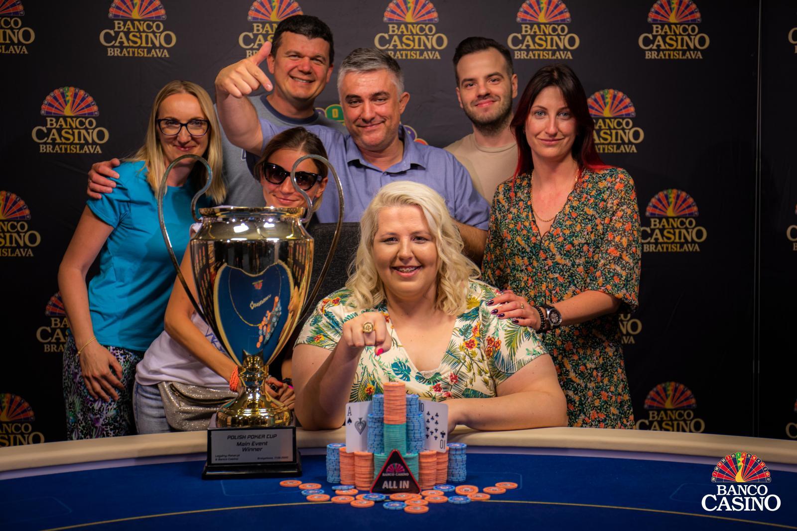 Poker Langsung Agnieszka Kurdwanoska Holt Den Piala Poker Polandia Shows Banco Casino Bratislava Dreamringxperience Com