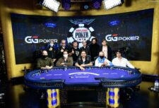 Final Table internasional Acara Utama WSOP 2020