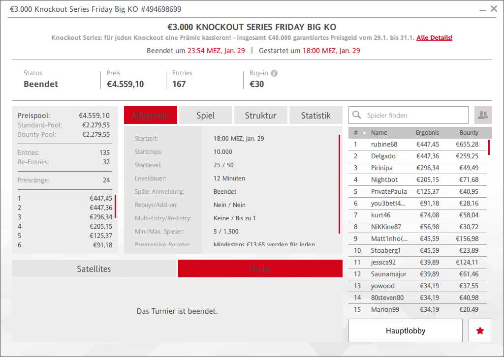 2021 01 30 07 51 48 E3.000 Knockout Series Friday Big KO