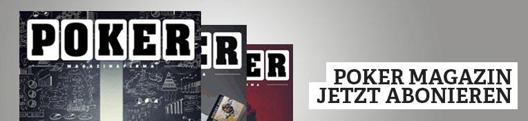 PokerMagazin Abo