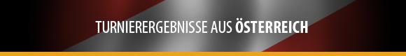 Turnierergebnisse - Österreich