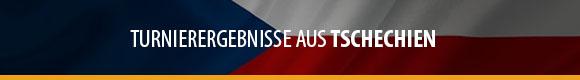 Turnierergebnisse - Tschechien